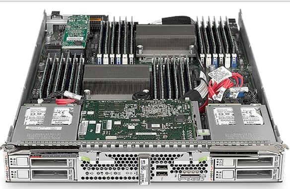 Oracle Sun Blade X6270 M3 server