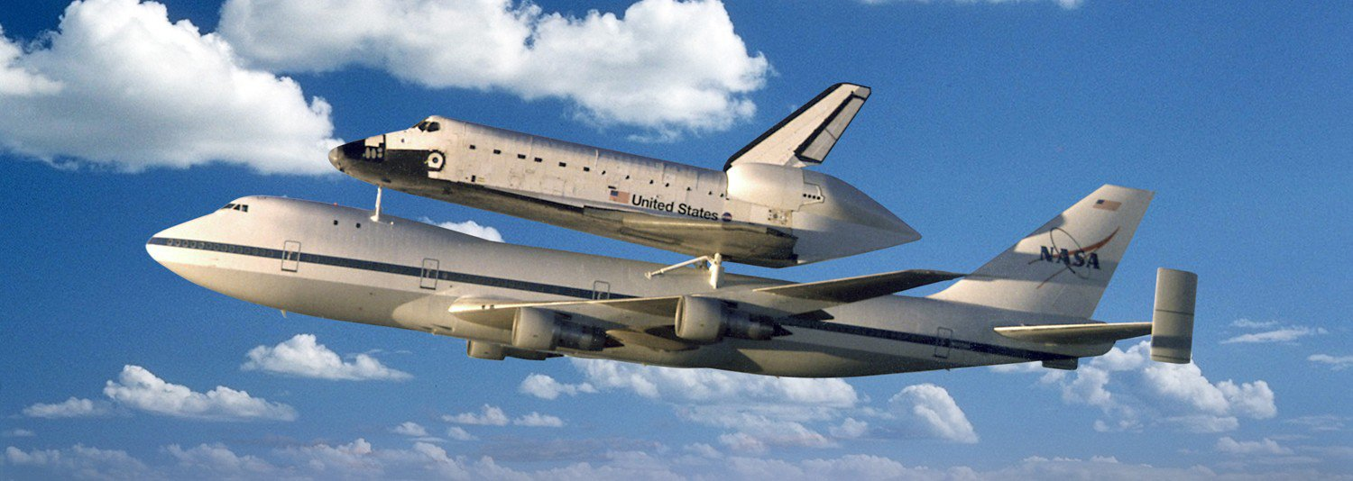 Shuttle Discovery to buzz Washington DC at 1,500 feet ...