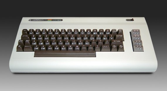 Commodore Vic-20. Source: Wikimedia