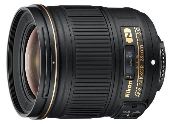 Nikon AF-S Nikkor 28mm f1.8G