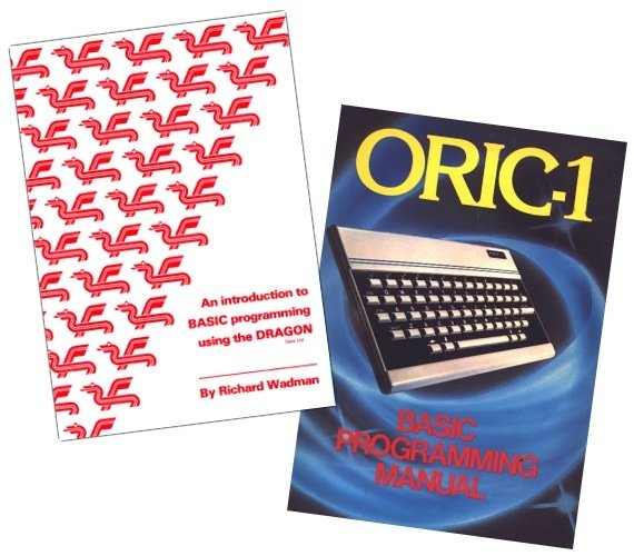 Program the Dragon 32 and the Oric-1