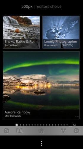 Google Currents Android app screenshot