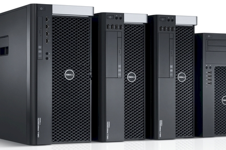 Dell fuels up Precision workstations with Xeon E5s • The
