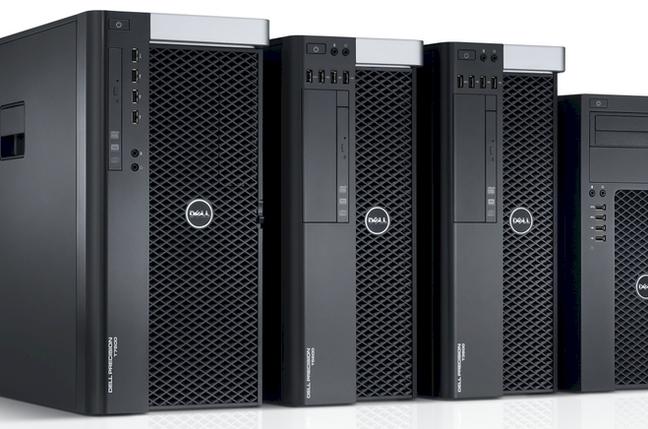 Dell Xeon E5 Precision workstations