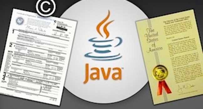 Slide from Oracle's 2012 case against Google using Java
