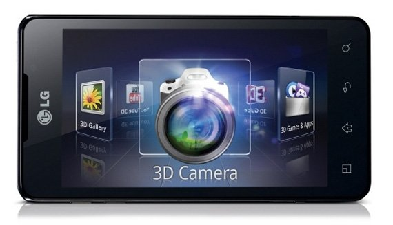 LG Optimus 3D Max: Android Smartphone With a Dual-Core Processor