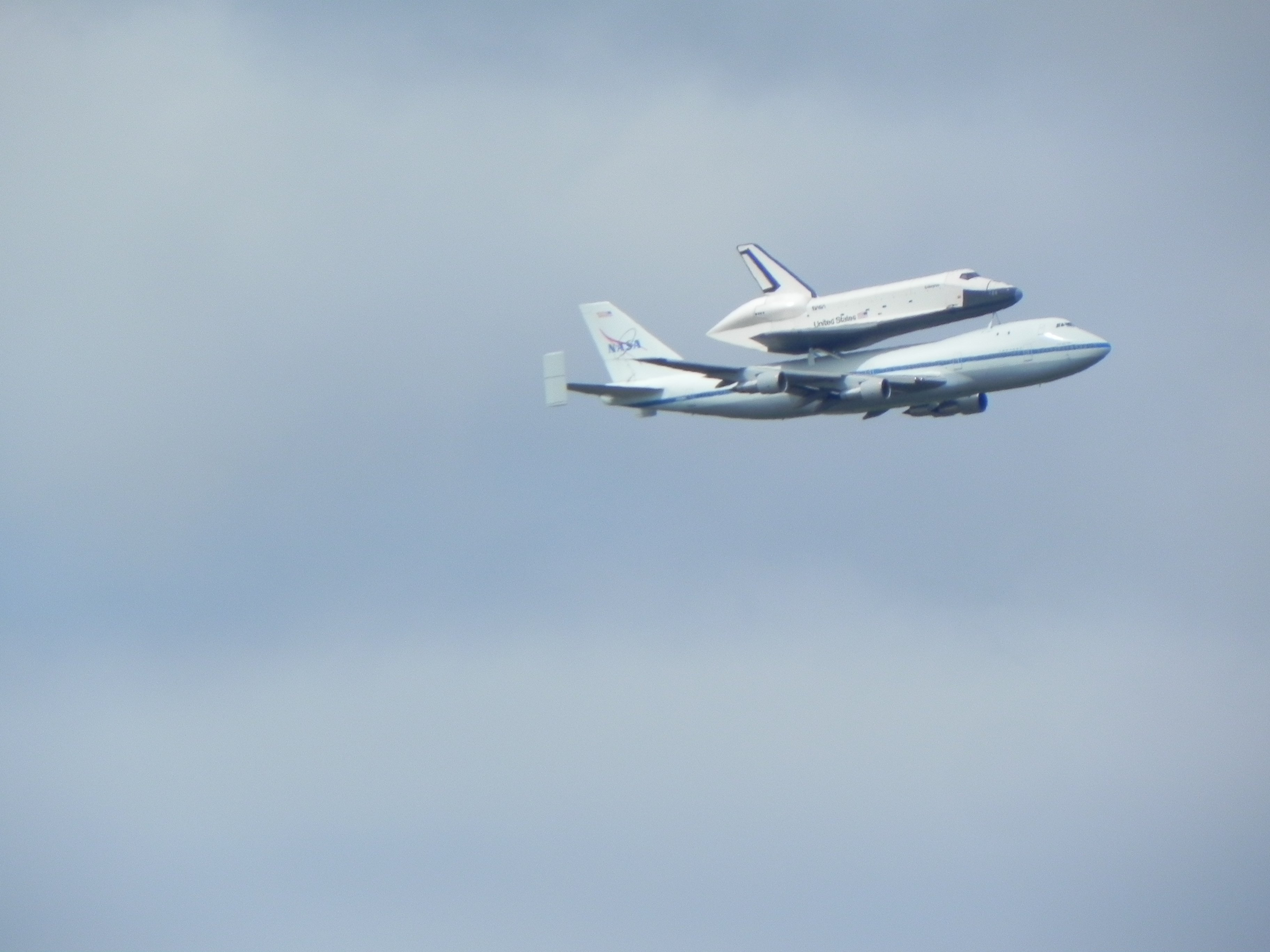Shuttle Enterprise NYC 2
