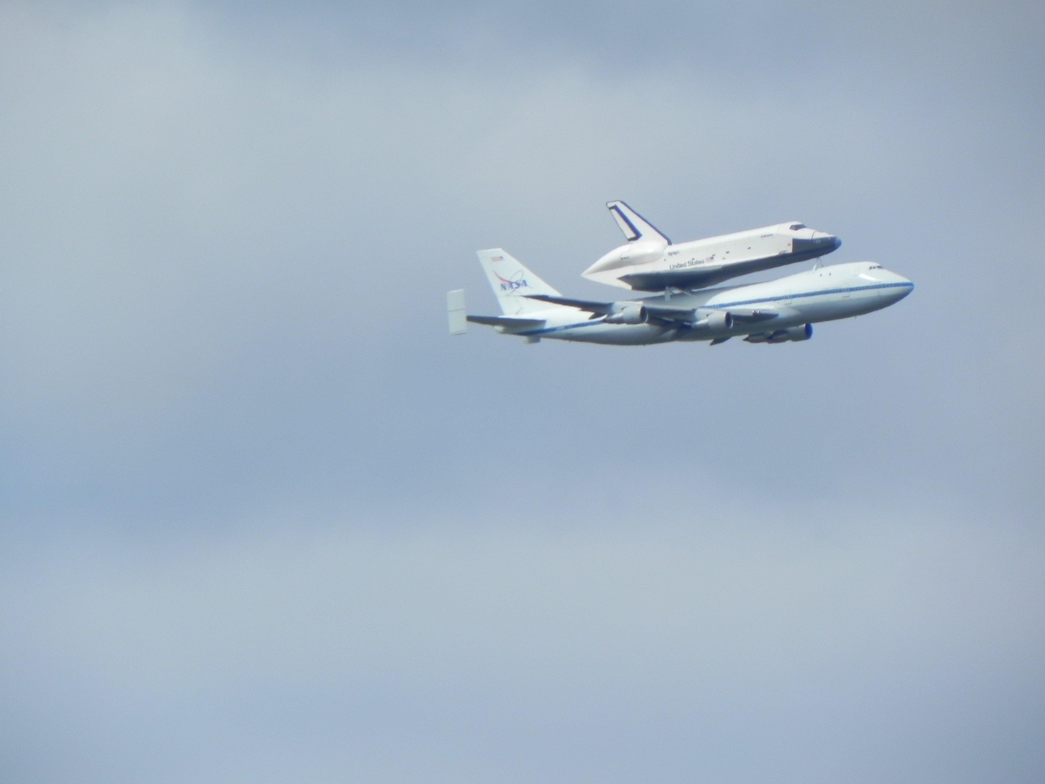 Shuttle Enterprise NYC 2