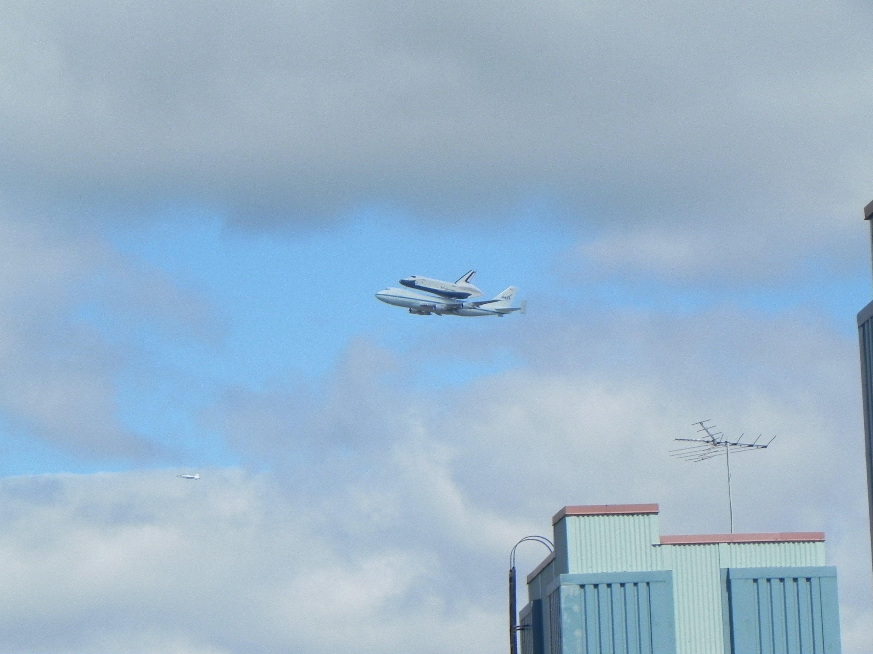 Shuttle Enterprise NYC 3