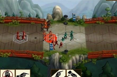 Total War Battle: Shogun Android/iOS game screenshot