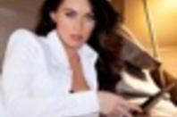 Megan Fox for Sharper Image