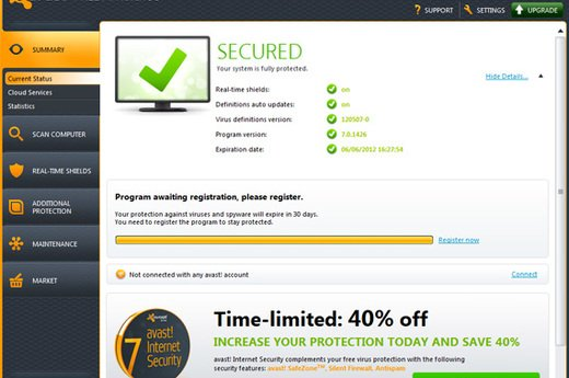 Antivirus firm Avast! takes down forums after breach • The