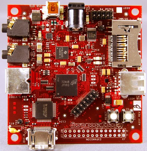 BeagleBoard ARM PC