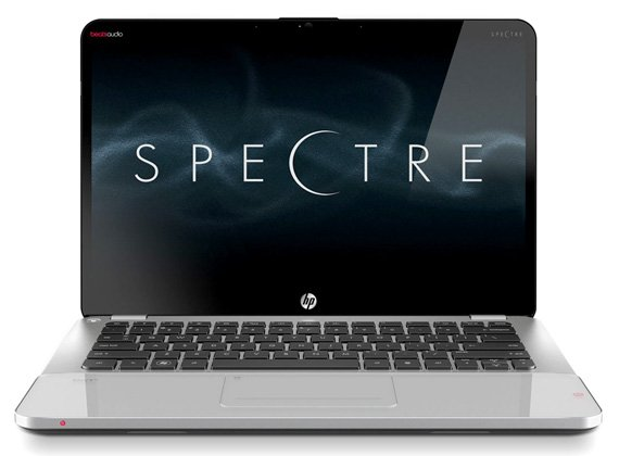 HP Envy Spectre 14in