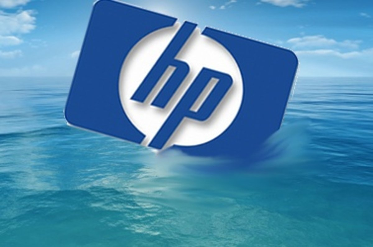 HP is getting so good now at negative growth, it should ...