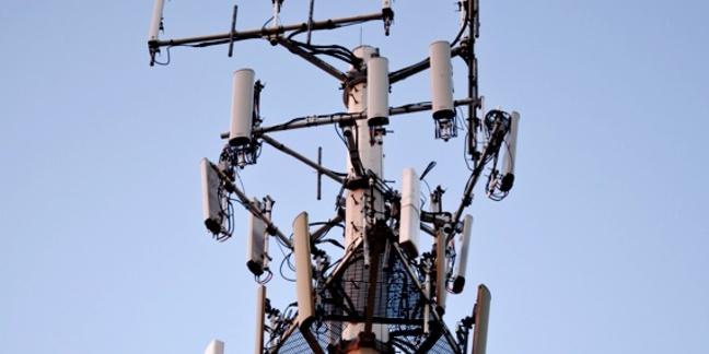Cellular antenna. Source: Vxla/Flickr