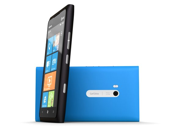 Nokia Lumia 900 Windows smartphone
