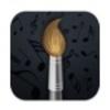 SoundBrush iOS app icon