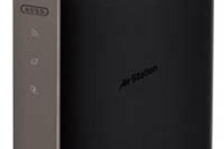 Buffalo AirStation AC1300 / N900 Gigabit Dual Band Wireless Router WZR-D1800H
