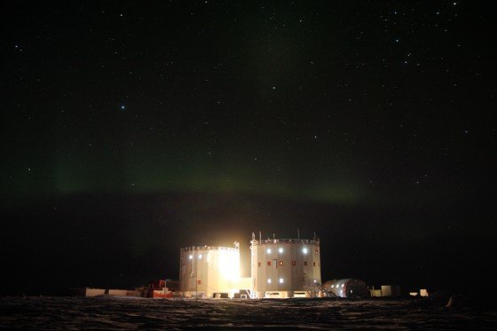 The ESA's concordia base