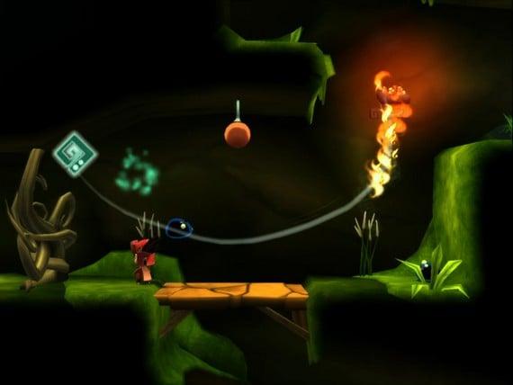 Lost Winds 2 iOS game screenshot