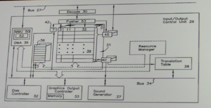 Schematic diagram of Nvidia's VGX GPU virtualization