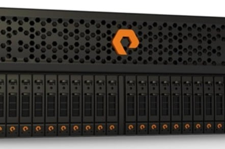 Pure storage ipo the register