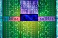 Die shot of Nvidia's 'Kepler2' GK110 GPU chip