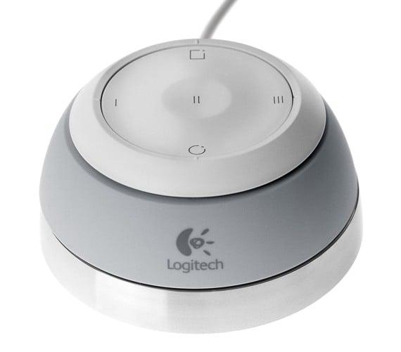 Logitech NuLOOQ input device