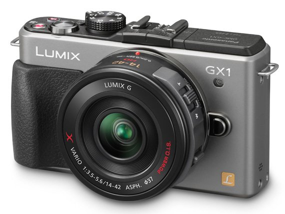 Panasonic DMC-GX1 micro four thirds compact system camera