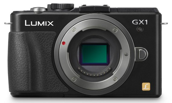 Panasonic DMC-GX1 micro four thirds compact system camera
