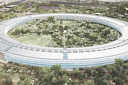 Proposed new HQ for Apple, credit Cupertino Council