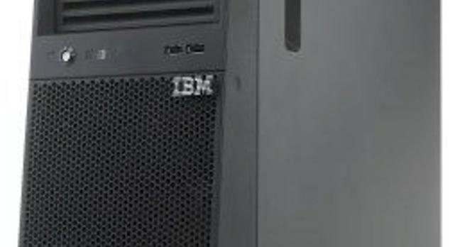 IBM's System x3100 M4
