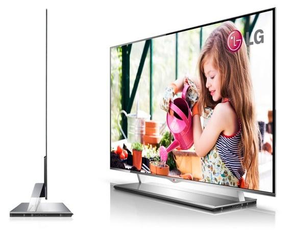 LG 55in OLED TV