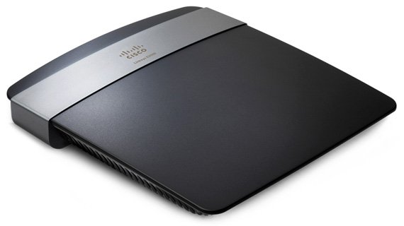 Cisco Linksys E2500 dual-band wireless router