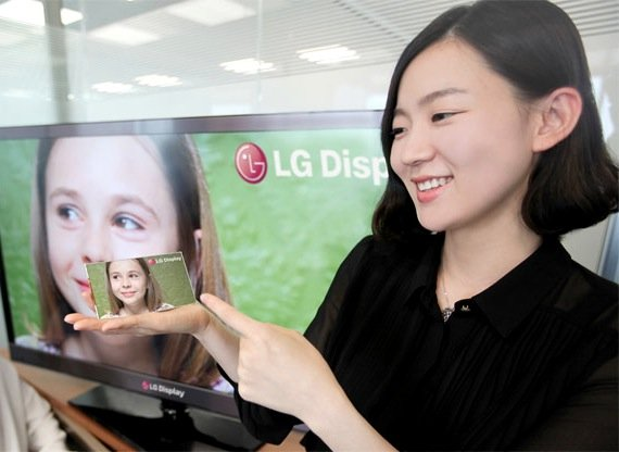 LG 5in, 440dpi, 1920 x 1080 display panel