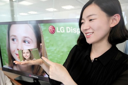 LG 5in, 440dpi, 1920 x 1080 display panel