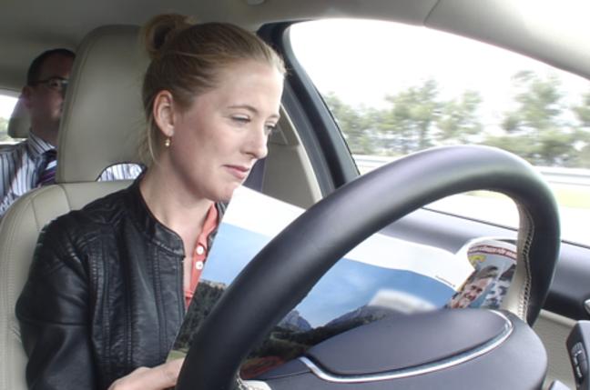 Volvo/Ricardo Project Sartre public test