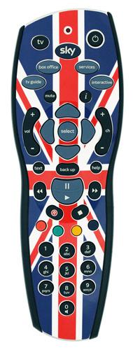 Sky Jubilee remote