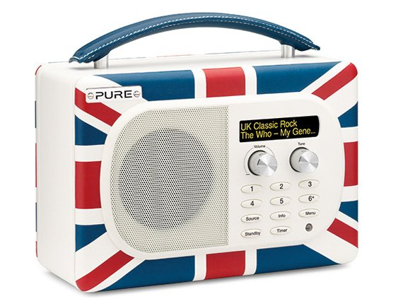 Pure Evoke Mio - Union Jack