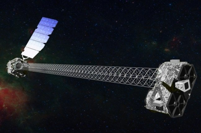 NuSTAR deployed