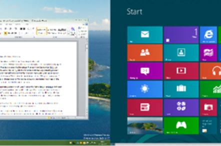 Windows 8 multi monitor