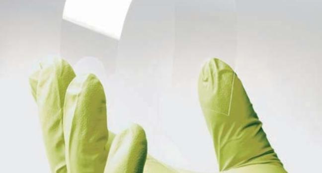 Corning flexible glass