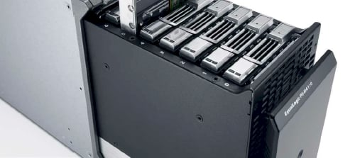 Dell EquaLogic blade array internals