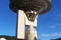 The Satellite Dish at the Jameson Earth Station