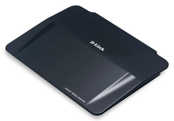 D-Link DIR-857 HD Media Router 3000 dual-band wireless router