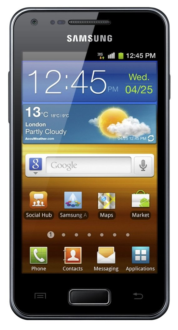 Samsung Galaxy S Advance