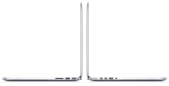 Apple 15in MacBook Pro with Retina Display