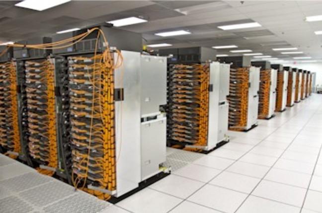 IBM Sequoia super