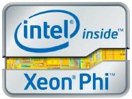 Intel's Xeon Phi logo